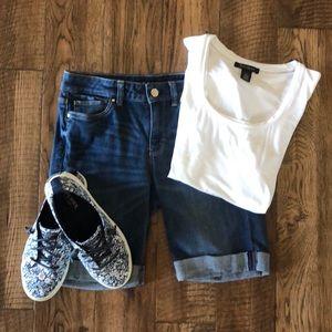 Denim Shorts NWT